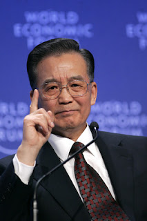 Chinese Premier Blames Recession on U.S. Actionsz