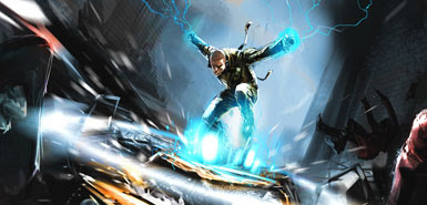 Game Review: InFamous
