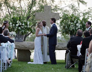 jenna bush wedding dress designer, steve mcnair and sahel kazemi, sahel kazemi, mcnair, sahel kazemi photos