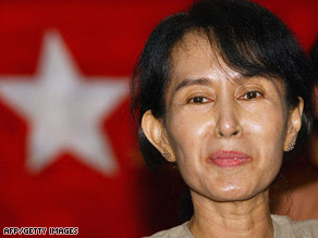 Verdict expected Friday in Suu Kyi trial