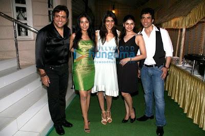Govinda,Tushar Kapoor,Genelia Dsouza, Prachi Desai