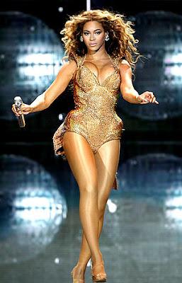 Beyonce's Body Evolution
