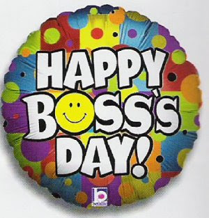 Happy Boss's Day (Oct-16) | Boss's Day sms | Boss's Day card | Boss's Day wish