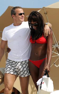 Naomi Campbell, bikini, hot photo, hollywood actress