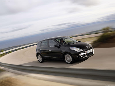 Renault Scenic (2010), new car pictures, wallpapers