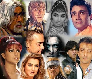 Aamir Khan, Shah Rukh Khan, Salman Khan, Priyanka Chopra, Bipasha Basu,