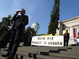 NATO VIE RAHAT JA HENGEN
