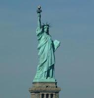 statue liberty amerika barat