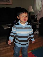 Alexandre 19 months