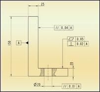 Le tolleranze geometriche (Pro/ENGINEER 2001)