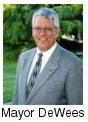Dick DeWees, Lompoc Mayor