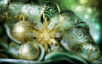 Navidad y bolas hasta Enero