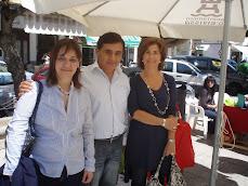 Asociaciones y ONGs exhiben un año más su labor solidaria en Vara de Rey