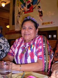 REUNION DE MUJERES LIDERES INDIGENAS EN BOLIVIA