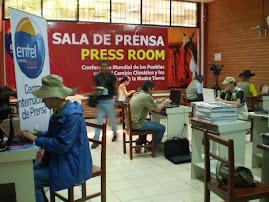SALA INTERNACIONAL DEL PRENSA
