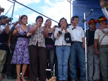 5 DE JUNIO: A UN AÑO DE LA MASACRE DE INDIGENAS
