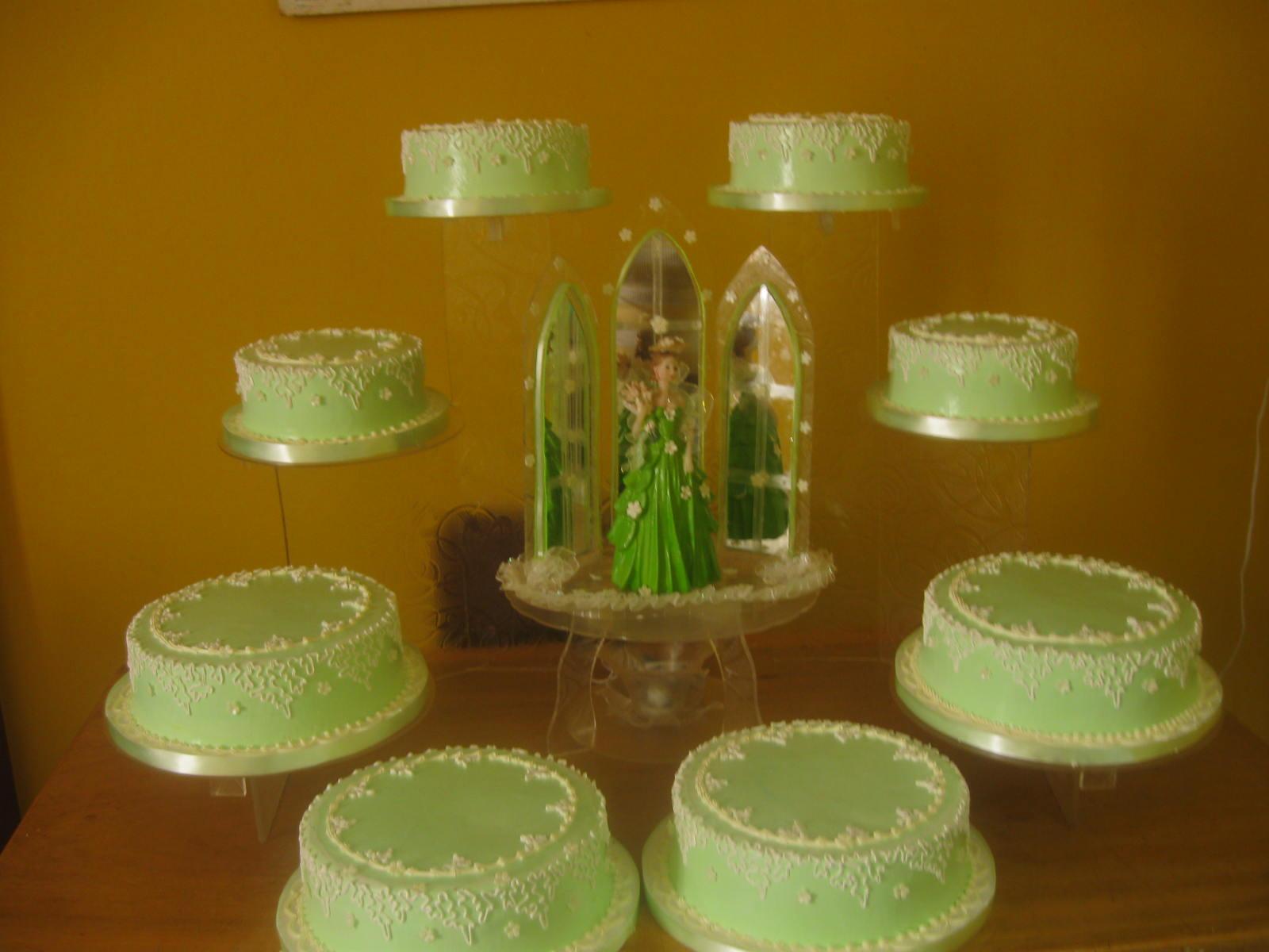 TORTAS DE ROSITA: Cumpleaños Dama