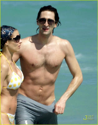 Adrian brody naked