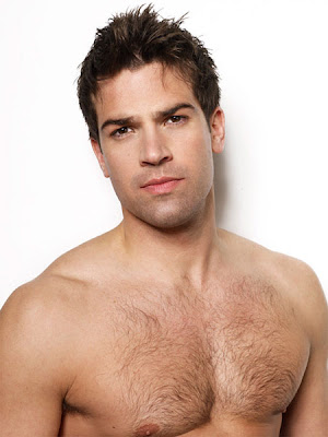 Gethin Jones: Sexy Shirtless Welsh Hunk