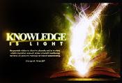 Terangilah hati kami dengan cahaya petunjuk hidayahMu :')
