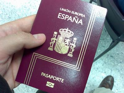 tramitar nacionalidad: