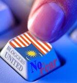 Solidariti bersama bloggers Malaysia