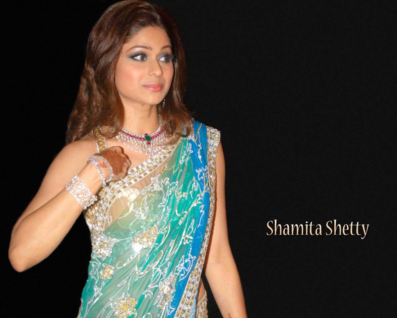 Shamita Shetty