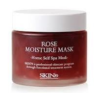 Rose Moisture Mask