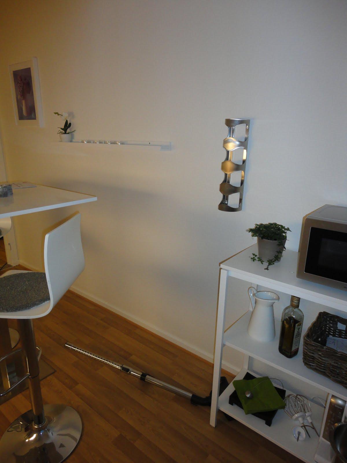 Therese petersson: lägenheten