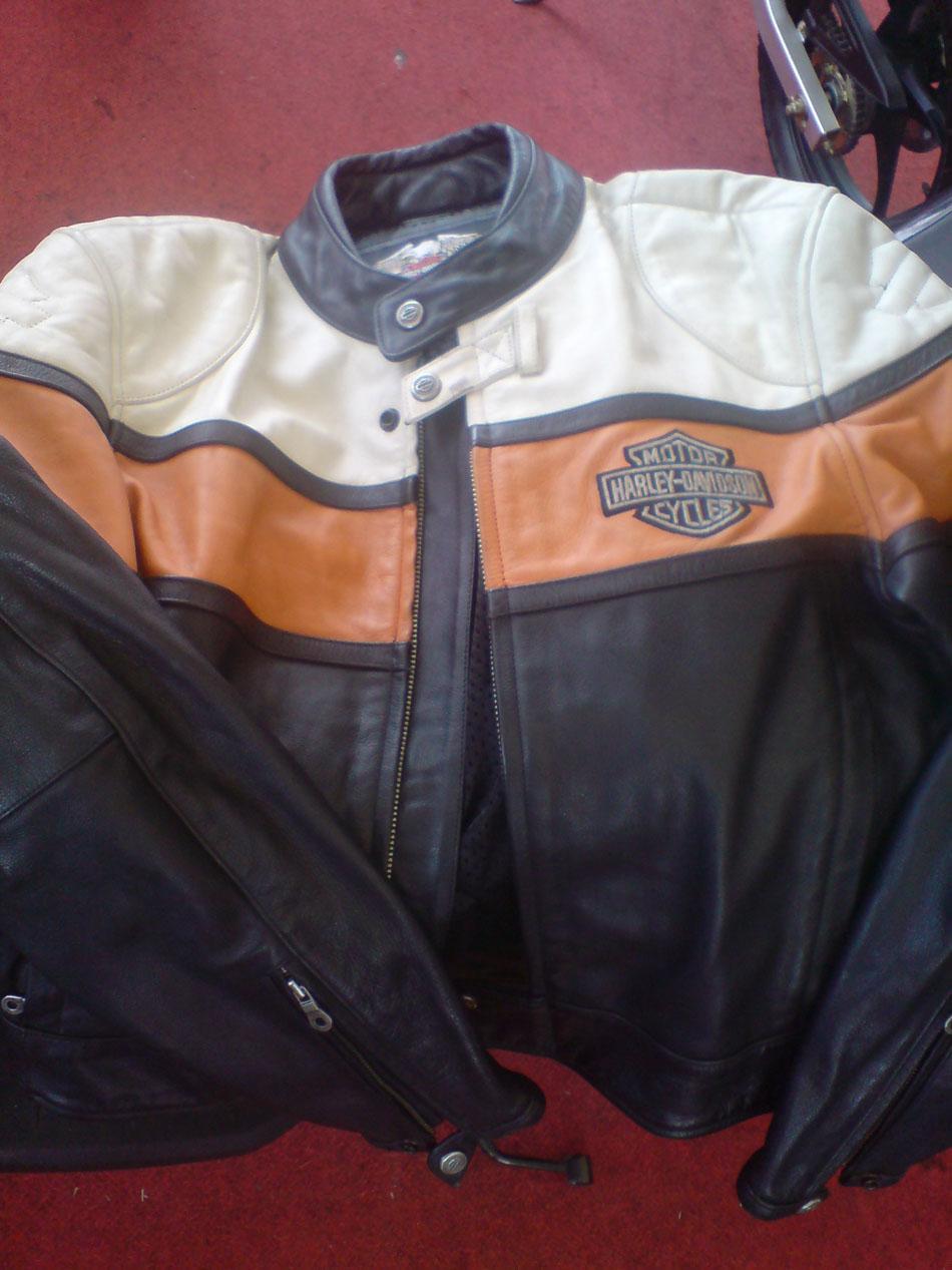 All Tshirt Distro 2011 Jaket Import Harley Davidson Kulit