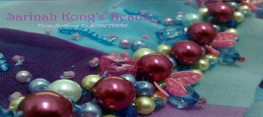 Sarinah Kong's Beads