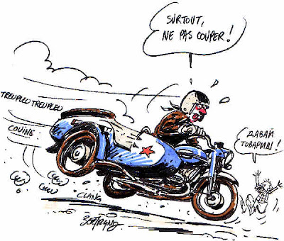 Ze craignos monstercycles septembre 2009 - Image drole de motard ...