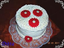 Tejszínhabos torta 2.