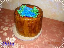 Puttony torta