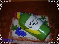 Szüreti torta