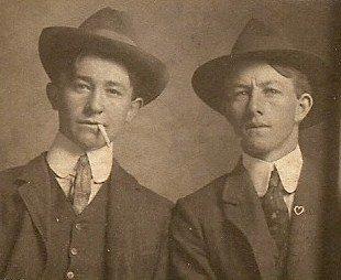Jim & his Cousin Guy
