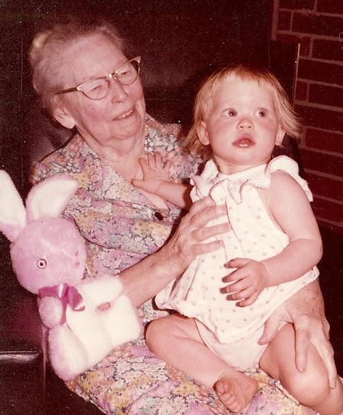Bess & Leslie in 1978