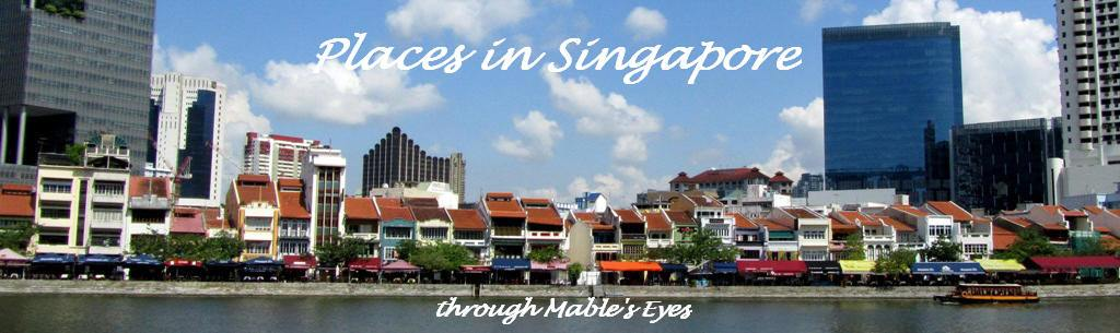 Places in Singapore