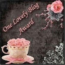Award gekregen van Peet van Naïf Nostalgie en van Freekje-Thuis