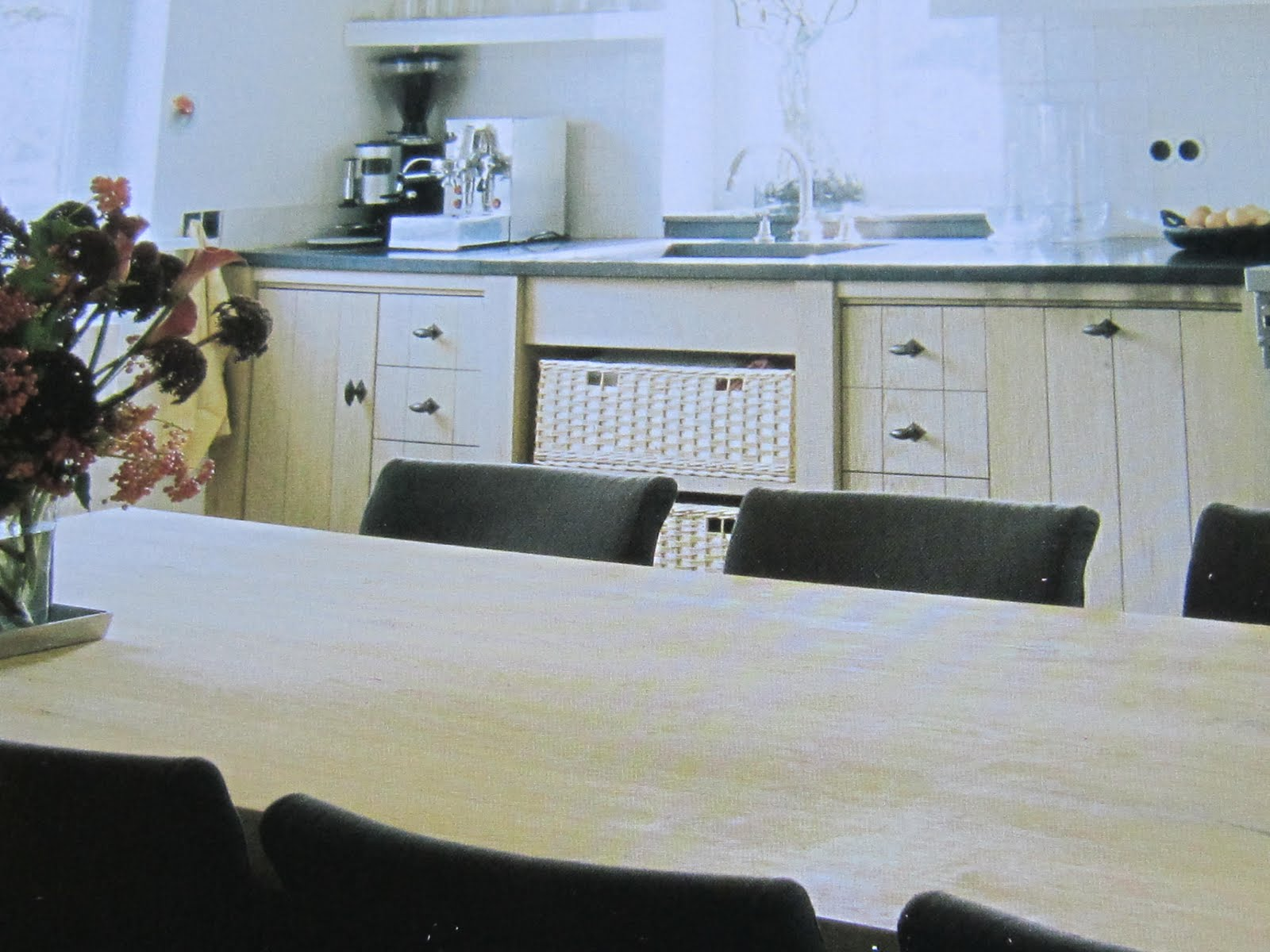 Handgrepen Keuken Zelf Maken : THORNWOODS AT HOME oktober 2010