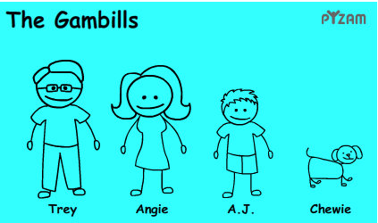The Gambill Family