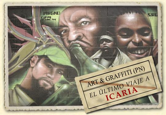 ART & GRAFFITI DEL POBLENOU
