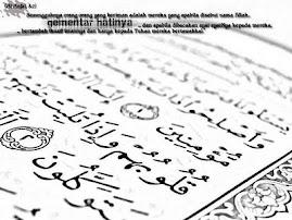 Iqra', Bacalah Dengan Nama Tuhanmu!