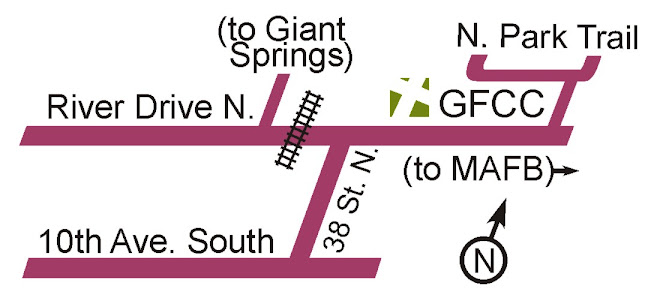 How to get to GFCC...