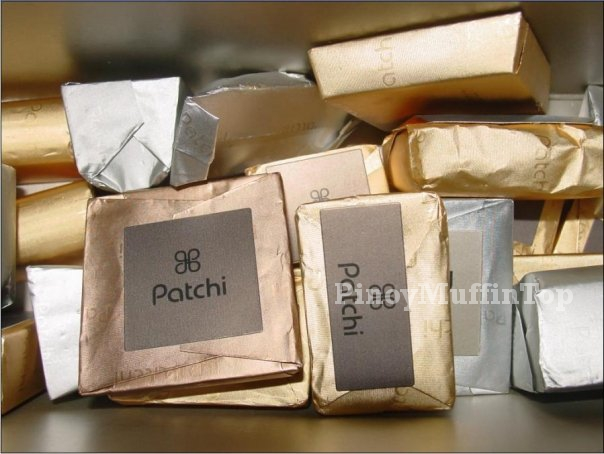 Patchi Chocolate ( Pinoy Muffin Top - The Pleasure of Eating )