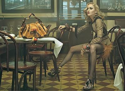 Madonna Louis Vuitton Ad Campaign Steve Meisel Spring 09