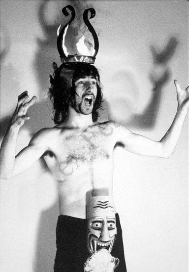 The Crazy World Of Arthur Brown Fire
