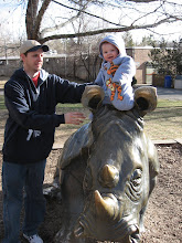 zoo with dad