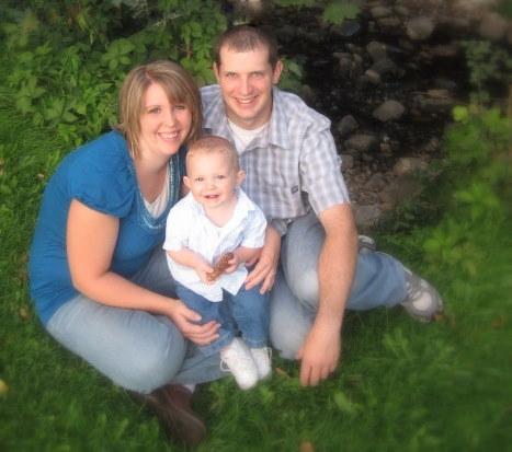 Brian, Amy, & Jaron