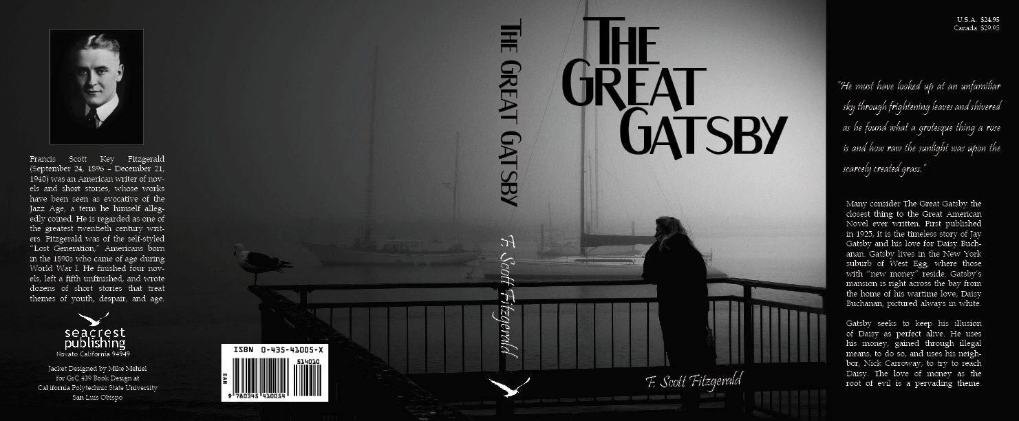 Great Gatsby Book Cover Ideas ~ Google image result for http bp spot
